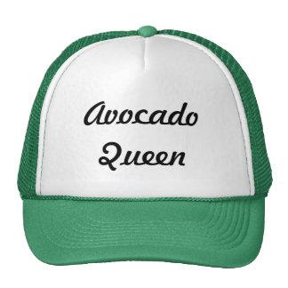 De Koningin van de avocado Pet Met Netje