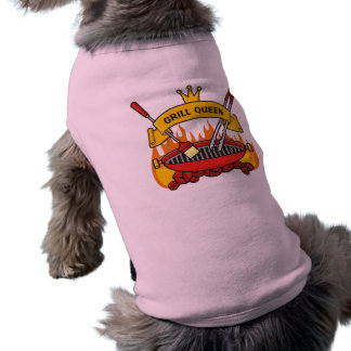De Koningin van de grill Shirt