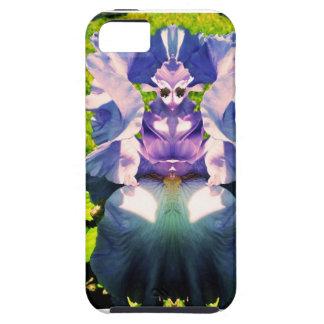 De Koningin van de iris Tough iPhone 5 Hoesje