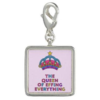 De koningin van Effing alles Charme Charms