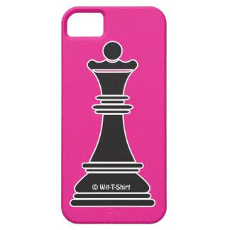 De Koningin van het schaak, Roze, het Hoesje van i