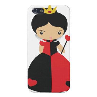 De Koningin van KRW van Harten iPhone 5 Hoesje