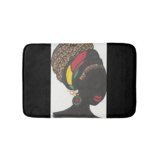 De Koningin van Nubian Badmat