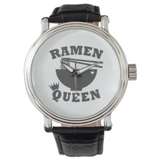 De Koningin van Ramen Horloges