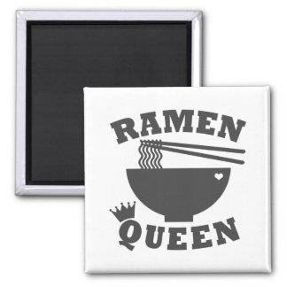 De Koningin van Ramen Magneet