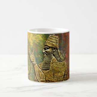 De koningsMok van Assyrian Koffiemok