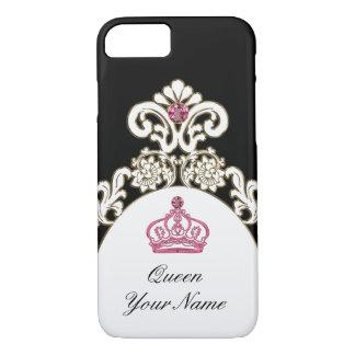 De koninklijke Kroon van de Monarchie van het iPhone 8/7 Hoesje