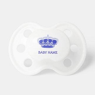 De koninklijke Kroon van het Baby Baby Speentjes