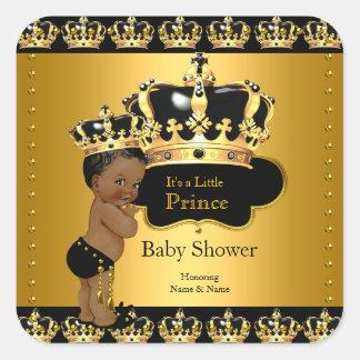 De koninklijke Sticker van het Baby shower van de
