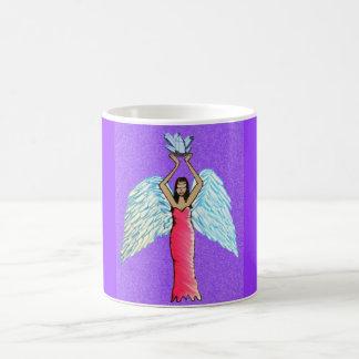 De Koopwaar van de Engel van het kristal Koffiemok
