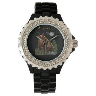 De koopwaar van de Staat van Alaska Horloge