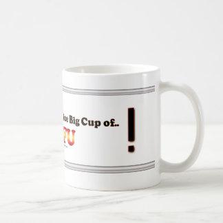 De kop van de Koffie STFU