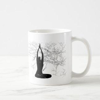 De Kop van de ochtend van meditatie