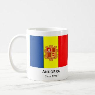 De Kop van de Vlag van Andorra*