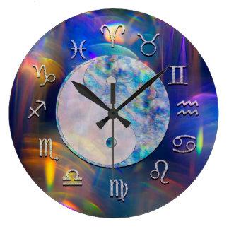 De kosmische Klok van de Astrologie van het Aura