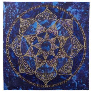 De kosmische Servetten van Lotus