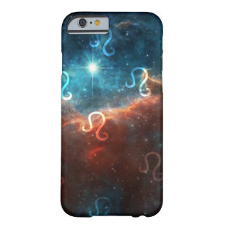 De Kosmos van de Leeuw Barely There iPhone 6 Hoesje