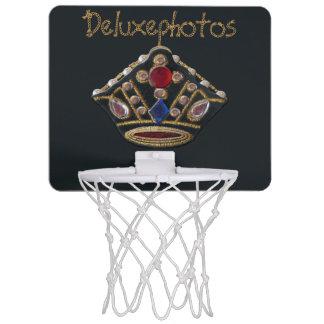 De kostbare Kroon van de Prins Mini Basketbalbord