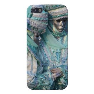 De Kostuums van het Paar van het kostuum iPhone 5 Hoesje