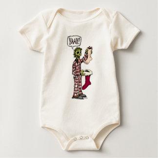 De Kous van de zombie Baby Shirt