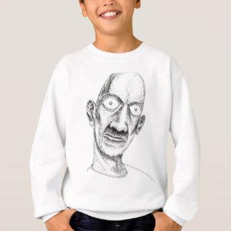 De kraalvormige Kale Kerel van Ogen - T-shirt
