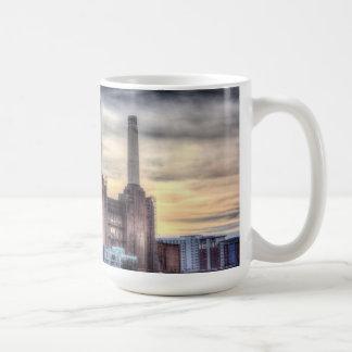 De Krachtcentrale Londen van Battersea Koffiemok