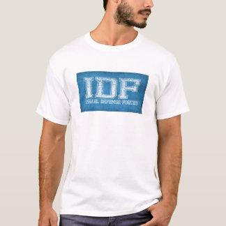 De Krachten van de Defensie van IDF Israël T Shirt