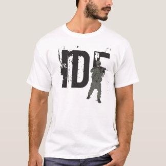 De Krachten van de Defensie van Israël met de T Shirt
