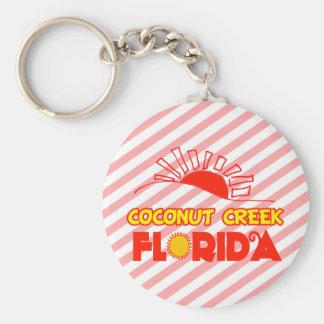De Kreek van de kokosnoot, Florida Sleutelhanger