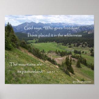 De Kreek van de weide, Colorado, Baan 39 Poster