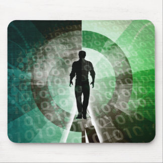 De kritieke Vaardigheden van de Technologie en Muismat