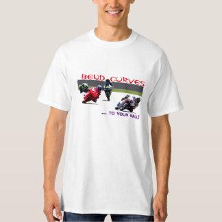 De Krommen van de kromming T Shirt