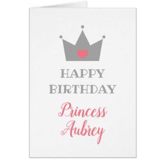 De Kroon van de prinses - de Naam van de Briefkaarten 0