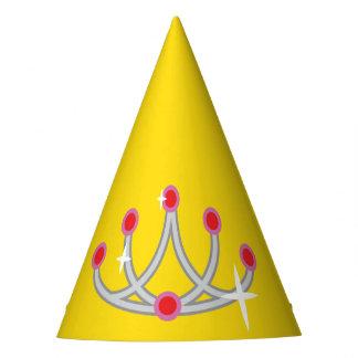 De Kroon van de Prinses van Sparkly Feesthoedjes