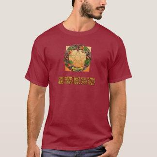 De Kroon van Mabon met Eiken Brieven T Shirt