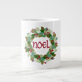 De Kroon van Noel | Kroon van Kerstmis Grote Koffiekop