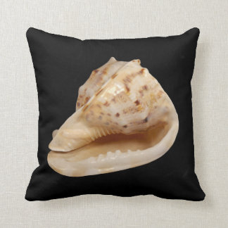 De kroonslak Shell werpt Kussen