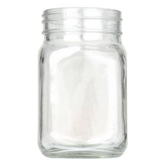 De Kruik van de metselaar met handvat, 12 oz Mason Jar