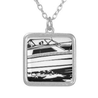 De Kruiser van de Boot van de snelheid Zilver Vergulden Ketting