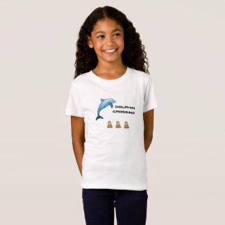 De Kruising van de dolfijn T Shirt