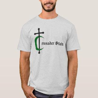 De kruisvaarder verklaart Overhemd T Shirt