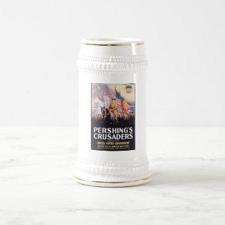 De Kruisvaarders van Pershing Bierpul