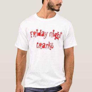 De Krukassen van de Nacht van de vrijdag T Shirt