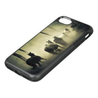 De Kudde van het paard in de Mist OtterBox Symmetry iPhone 8/7 Hoesje