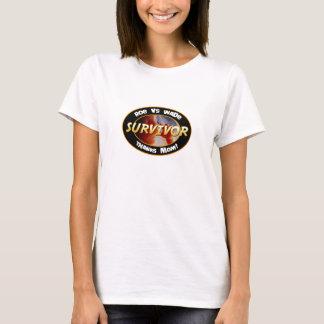 De kuiten versus waden het Overhemd van de Vrouwen T Shirt