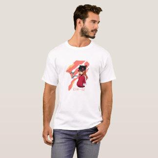 De Kunst Asuka van het pixel T Shirt