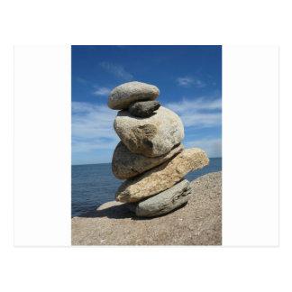 De Kunst Balanace van de steen
