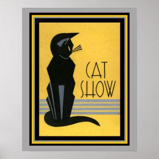 De Kunst Poster 16 x 20 van Deco van de Show van