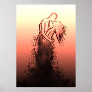 De kunst van Affectie Poster