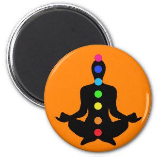 De Kunst van Chakra - de Magneet van de Yoga
